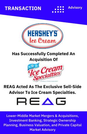 Ice cream specialties - Hershey Ice Cream