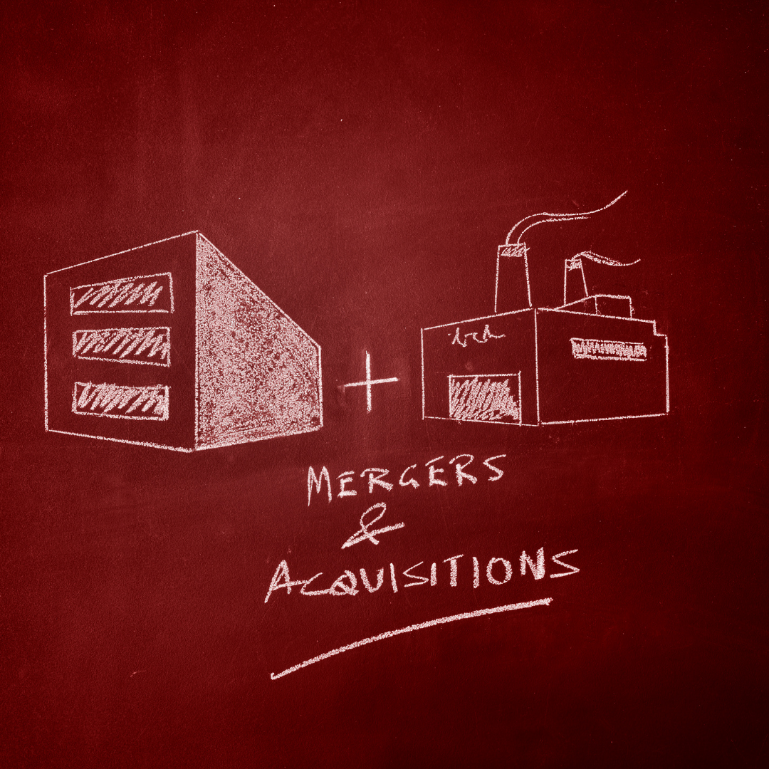 Mergers & Acquisitions - REAG